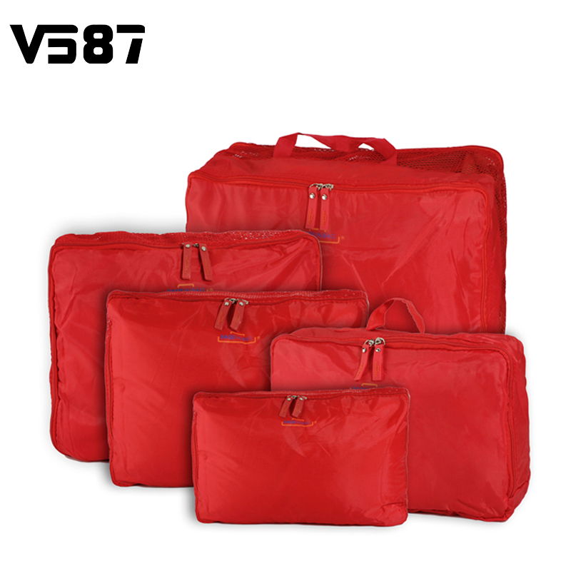 5pcs Home Travel Clothes Underwear Socks Storage Bags ...
