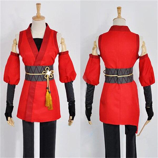 Anime Cosplay Costume Love Live Nishikino Maki Ninja clothes Before awakening SR Ninja Full sets D