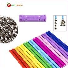 Бесплатная доставка 100 палку и 60 мяч ребенок рано Head Start обучение головоломки Удивительные Магнитные игрушки Building магниты магнитная палочка