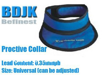 купить X / Y-Ray Protective Collar with 0.35mmpb Lead Content Protection Clothing онлайн