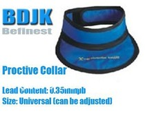 X / Y-Ray Protective Collar with 0.35mmpb Lead Content Protection Clothing