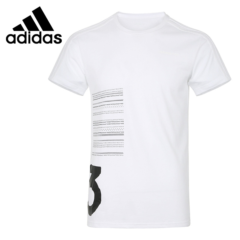 Original New Arrival 2018 Adidas Neo Label M FV TRVL T Men's T-shirts short sleeve Sportswear