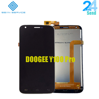 5 0 For Original Doogee Valencia 2 Y100 Pro LCD Display Screen Touch Glass Digitizer Assembly