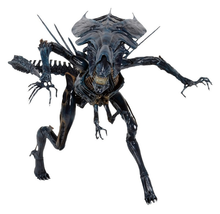 50cm/15 Original NECA Big Aliens Alien Queen Deluxe Boxed PVC Action Figure Limited Edition Collection Model Toy Gift 2019 18cm neca aliens action figure ricco frost private figure toy with weapon helmet alien vs predator avp model doll