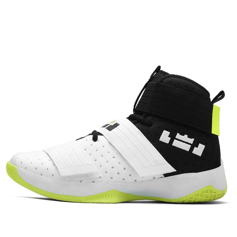 0d7c5242f6 2017 nuevos zapatos de Baloncesto para Hombre, transpirables Zapatillas de  deporte al aire libre, zapatos deportivos para Hombre, botas de tobillo para  ...