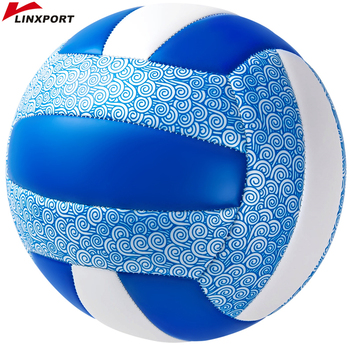 Free Shipping Official Size 5 PU Volleyball High Quality Match Volleyball Indoor&Outdoor Training ball With Free Gift Needle 1