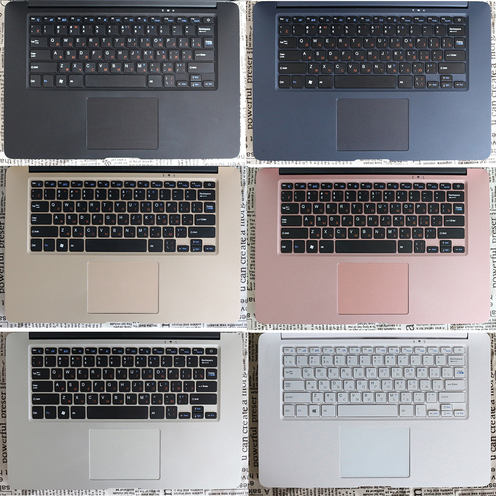 ZEUSLAP-A8 8GB Ram+120GB SSD Windows 10 System Ultrathin Intel Quad Core Fast Boot Laptop Notebook Netbook Computer