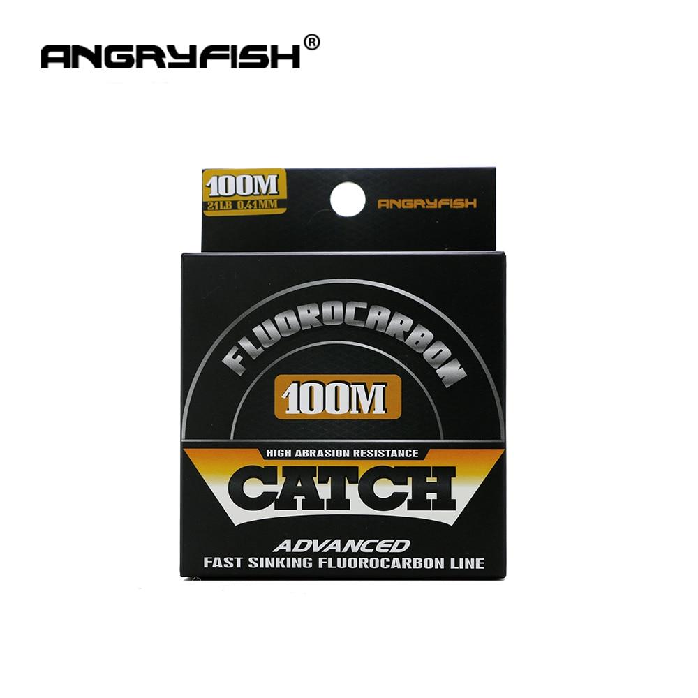 ANGRYFISH 100% фторлы көміртекті балық - Балық аулау - фото 2
