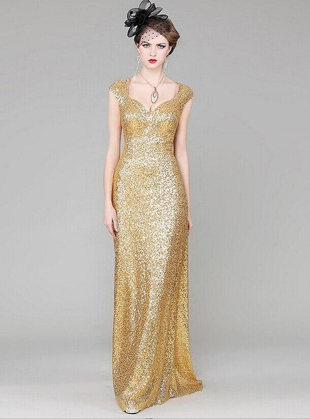 Vestidos largos elegantes 2015
