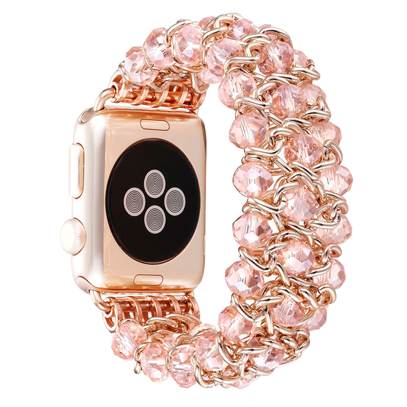 DIDI Metal Strap For Apple Watch 4 44mm Strap for iWatch 38mm Series 4 3 2 1 Band Metal For Apple Watch Bands 42mm 40mm 38mm