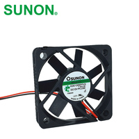 Free Shipping SUNON 5CM 50*50*10MM 5*5*1CM 5010 fan KDE1205PFVX 12V