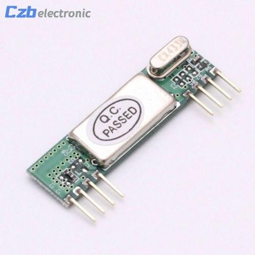 RXB6 433Mhz Superheterodyne Wireless Receiver Module for Arduino//ARM//AVR D