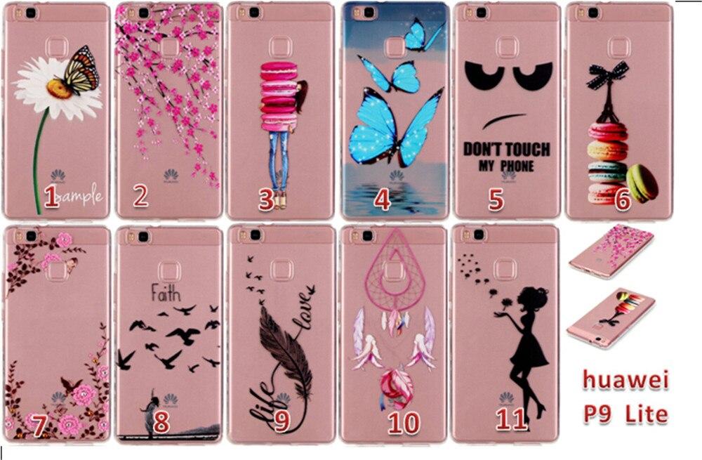 ... Huawei P9 Lite Phone Case Capa-in Phone Cases from Phones