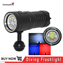 Uranusfire LED Flashlight photo lantern for photographer XM