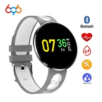 696 Cf006 Watches Women Men Watch Pulse Blood Oxygen Monitor Intelligent Smart Bracelet Wrist Blood Pressure