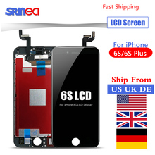 AAA OEM Display For iPhone 6 S Plus LCD Touch Screen Digitizer 6S 6splus Assembly Ship From US UK DE