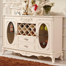 Французский стиль консольный стол Шкаф p10194