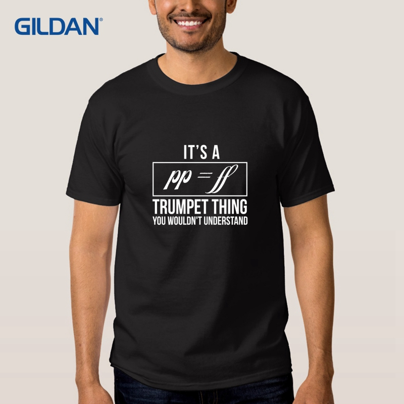 f919f432 Tee Shirt Personalized It's A Trumpet Thing You Wouldn't Understand Tee  Shirts Online 2018 Shirts Designer
