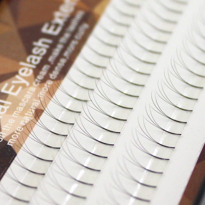 3D Individual False Eyelash 0.07mm C Curl Natural Imitate Mink Eyelashes Extension Makeup New Arrival Fake Eye Lashes