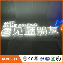 advertising shops used outdoor lighted sign neon 3D sign letter,high bright neon letter(China)