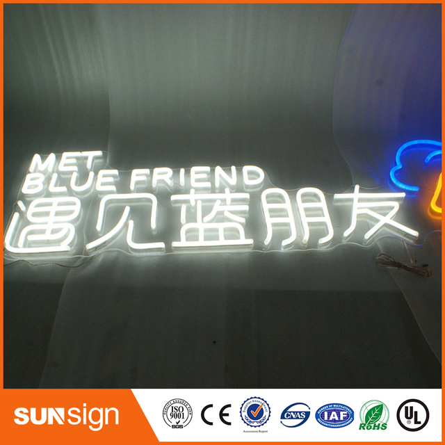 Advertising shops used outdoor lighted sign neon 3d sign letterhigh advertising shops used outdoor lighted sign neon 3d sign letterhigh bright neon letter aloadofball Images