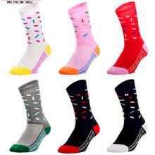 Cycling Socks (3 Pairs/lot) DH SPORTS/DH021 Nylon Men Sports Basketball Outdoor Hiking