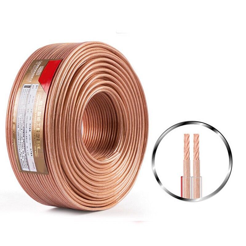 GUSUO Copper Wire OFC Line For DIY Car Audio Wire Speaker ...