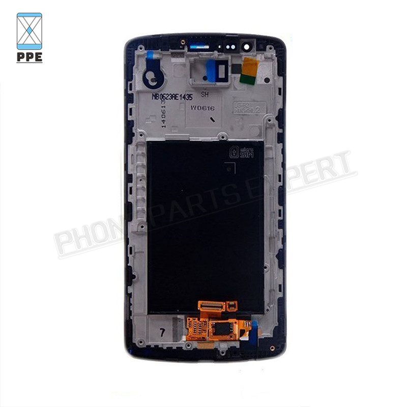 LG G3 D850 D851 D855 VS985 LS990 (LG G3 LCD with frame black) (3)