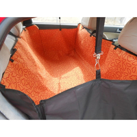 Hot Sale Dog Cat Car Rear Back Seat Carrier For Small Medium Large Dog Cat New