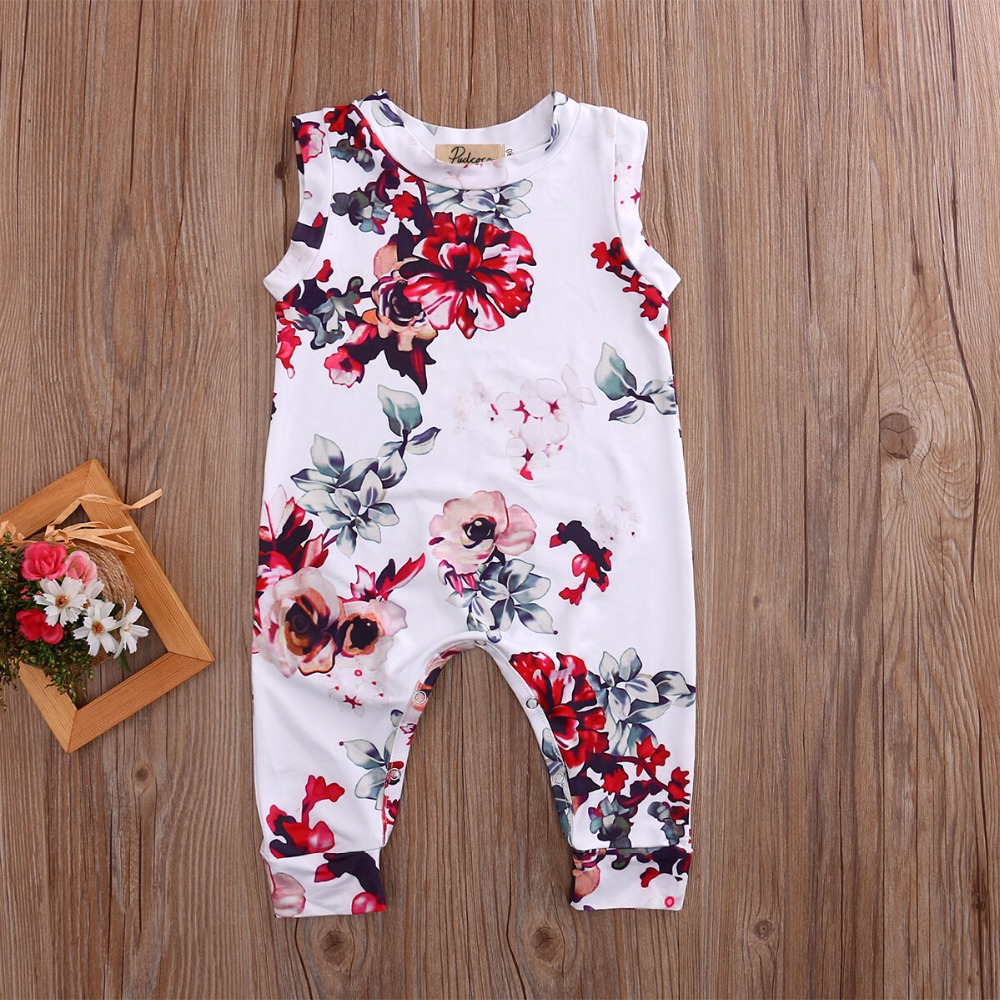 Kid-Newborn-Summer-Clothes-Toddler-Baby-Boy-Girl-Sleeveless-Floral-Cotton-Romper-Outfits-Sunsuit-1