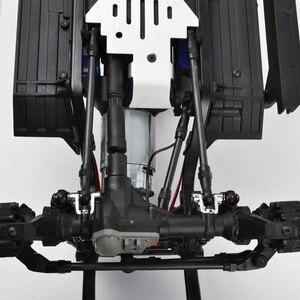 Image 2 - RC Metall Vorne Hinterachse Niedrigeren Shock Mount für Traxxas TRX 4 Upgrade Zubehör Teil TRX4 8227