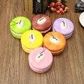 Portable Macaroon Strap 10cm Slow Rising Dessert Sweet Collection Universal Soft Mobile Phone Bag Straps Decor Gift Kids Toy