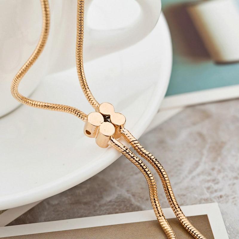 Neoglory Mode Panjang Boho Maxi Emas Kalung Liontin untuk Wanita - Perhiasan fashion - Foto 4