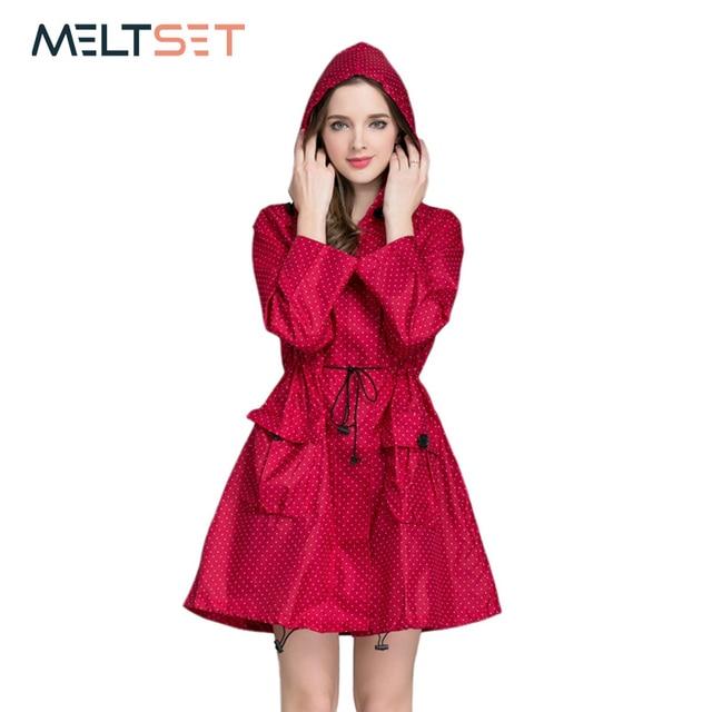 Модный женский плащ, водонепроницаемый плащ, дождевик для мотоциклиста, ветровка, дождевик, куртка с капюшоном, велосипедное пончо для улиц...