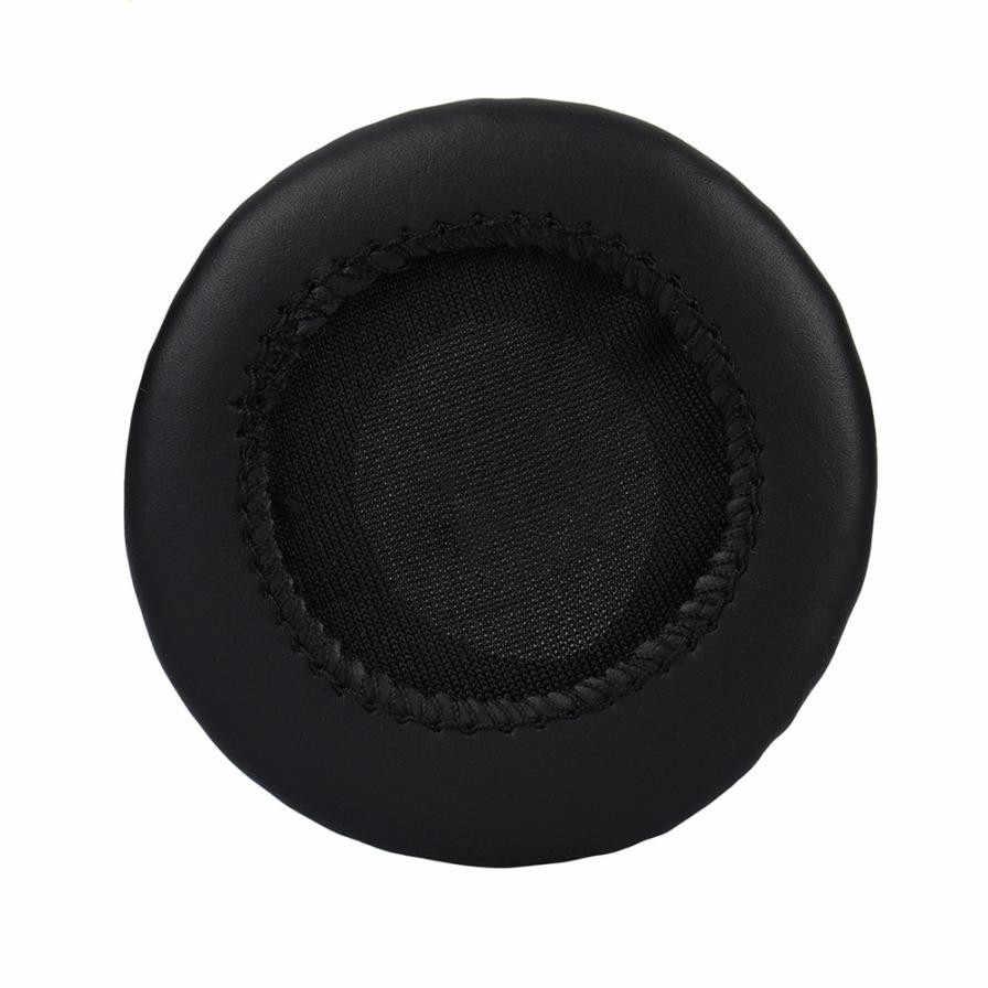 Baru Panas Hadiah 1 Pasang Generik Penggantian Bantalan Telinga Pad untuk 55 Mm Headphone Kualitas DEC26
