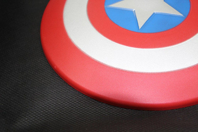 32cm The Avengers Marvel Captain America Shield