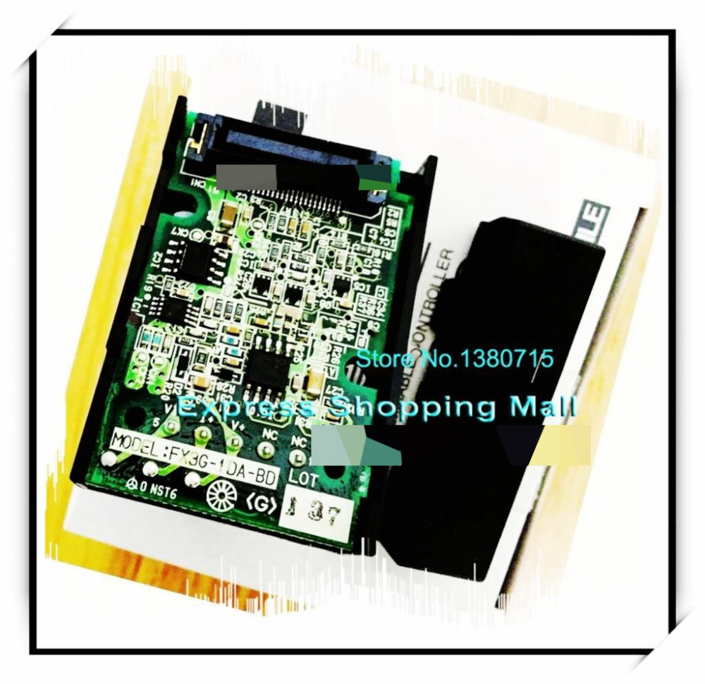 NEW FX3G-1DA-BD Expansion boards new original functional expansion plate fx1n 4ex bd