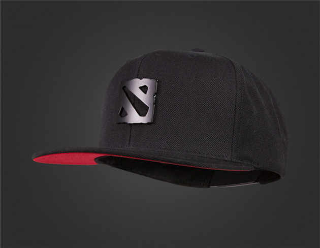 Detail Feedback Questions about DOTA 2 Asian T17 Metal Logo Outdoor Hip Hop Snapback  Hat Black Baseball Cap on Aliexpress.com  8f10d1b04e31