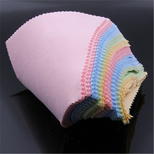 10pcs Cleaner Clean Glasses Lens Cloth Wipes For Sunglasses Microfiber Eyeglass Cleaning Cloth For Mac Camera Computer Women's