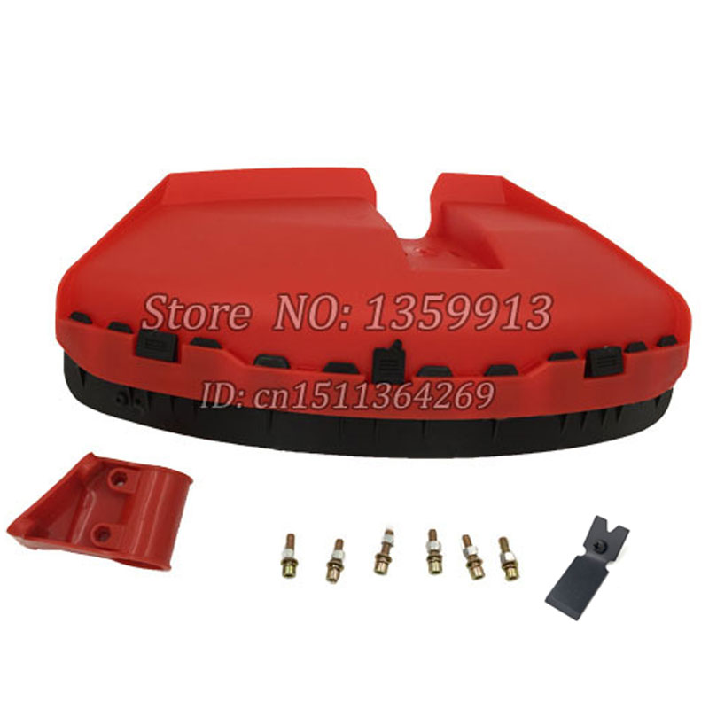 power tools brush cutter parts high quality blade guard with safe 26mm diameter