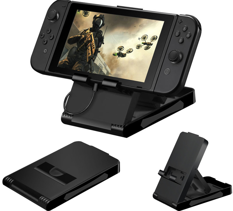 Universal Playstand Desktop Stand For Nintendo Nintend Switch NS Game Console Holder Adjustable Angle Foldable Base Bracket