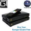 2016 solovox f8s dvb-s2 1080 p full hd receptor de tv por satélite con 1 año europa webtv youpron cccam apoyado decodificador