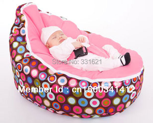 Miraculous With Filler Waterproof Baby Sleeping Beanbag With Circle Machost Co Dining Chair Design Ideas Machostcouk
