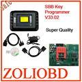 2017 Top Quality Free ship Silca SBB V33.02 Key programmer Wholesale Price multi langauge sbb Key Programmer V33.02 silca sbb