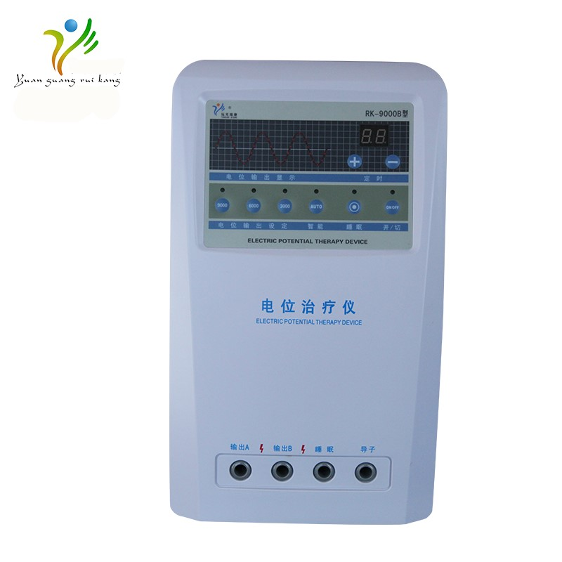 Portable Similar Waki Multi functional High Potential Therapeutic Equipment for Insomnia Neuropathic Pain in Massage Relaxation from Beauty Health