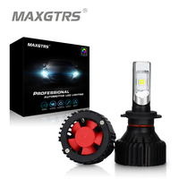Car LED Headlight H7 Led H4 Bulb H8 H11 9005 HB3 9006 HB4 9012 H16 CREE