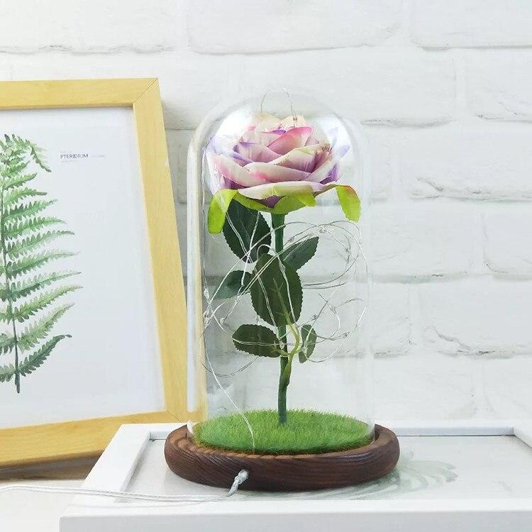 românticas flores decorativas casamento presentes do dia