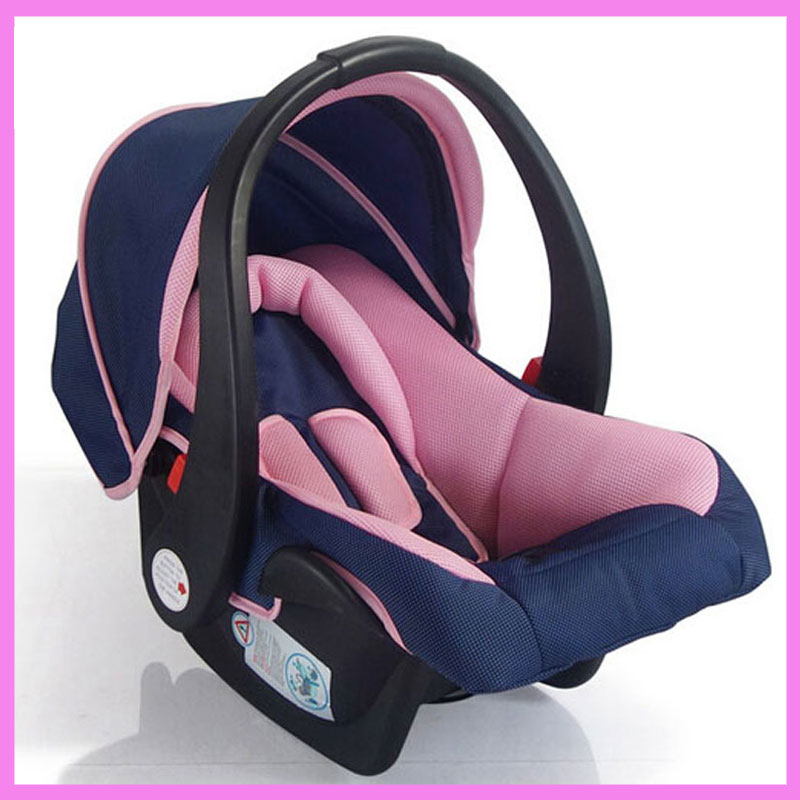 Newborn Baby Infant Sleeping Cradle Basket for Stroller Child Vehicle Car Safety Seat Cradle Chair 0~12 Months free ship brand new safe neonatal basket style car seat infants handle basket seat newborn babies car safety seats free shipping