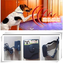 11PC Waterproof Dog Pet Electronic Fence Shock with 1 Collar For 1 Dog with control area is 5000 square meters