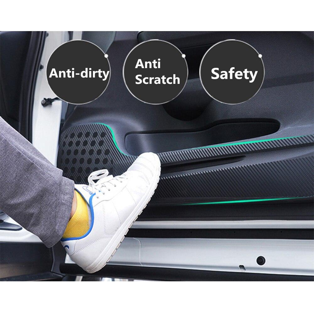 Cojín de la etiqueta engomada de la puerta del coche para Honda CRV - Accesorios de interior de coche - foto 3